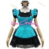 Black Bulter Cosplay Maid Dress