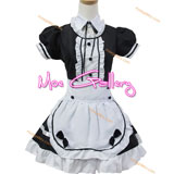 Classic Black Maid Cosplay Costume