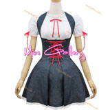 Cowgirl Restaurant Maid Cosplay Costume