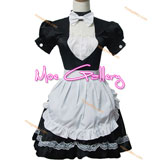 Classic Japanese Maid Cosplay Costume
