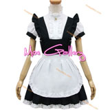 Cute Black Cat Girl Maid Dress