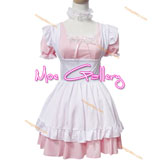 Pink Sweetheart Maid Dress