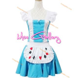 Alice In Wonderland Costumes Alice Blue Dress