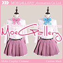 Vocaloid Project Diva F Graduate Meiko Cosplay Costume