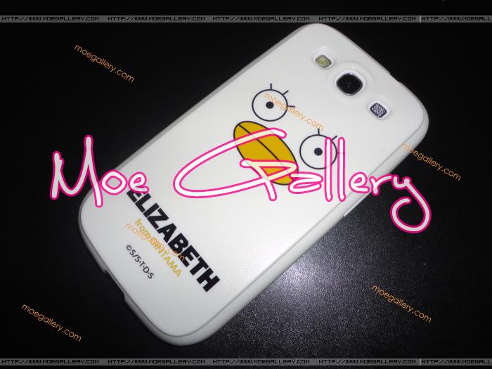 Gintama Elizabeth Samsung i9300 Case 01