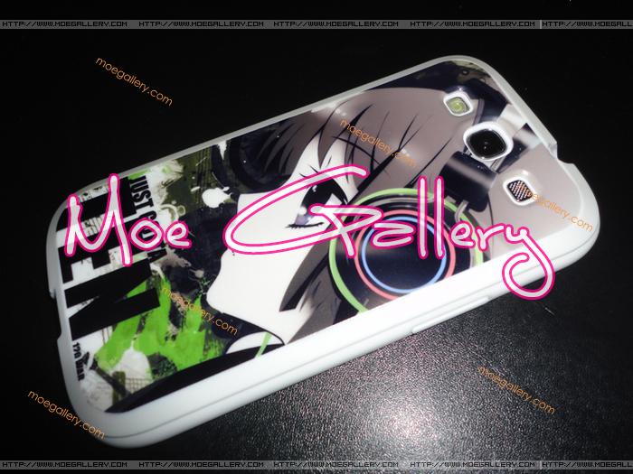 K-On Mio Akiyama Samsung i9300 Case 01