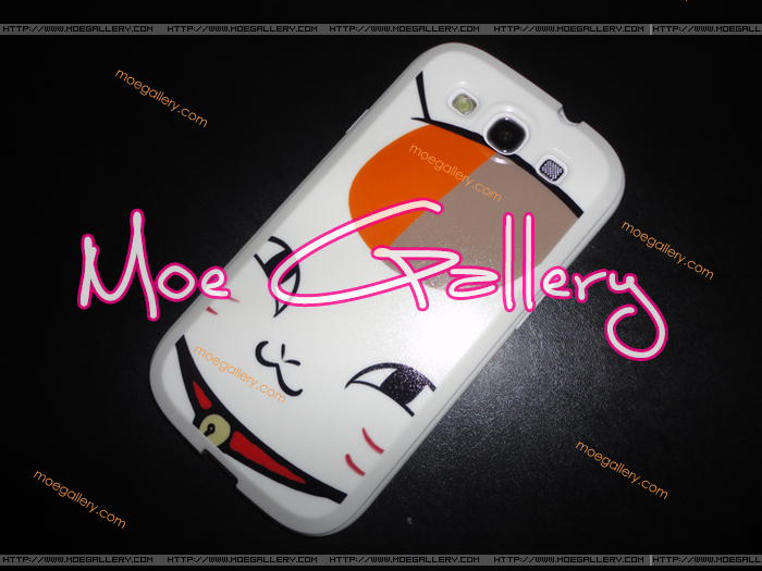 Natsume's Book of Friends Nyanko Sensei Madara Samsung i9300 Case 01
