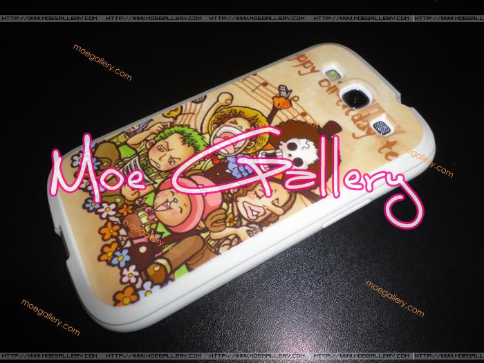 One Piece Luffy Samsung i9300 Case 01