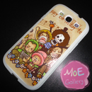 One Piece Luffy Samsung i9300 Case 01