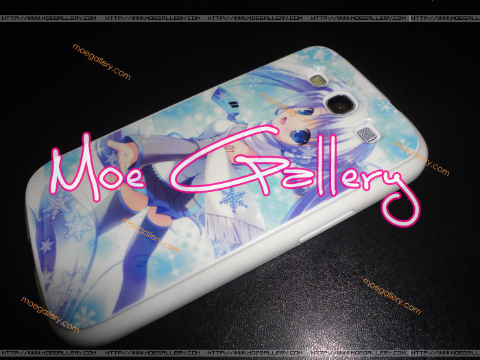 Vocaloid Snow Miku Samsung i9300 Case 01