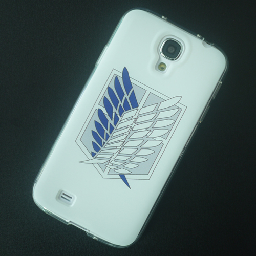 Attack On Titan Wings of Freedom Samsung S4 I9500 Case