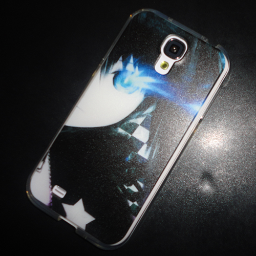 Black Rock Shooter BRS Samsung S4 I9500 Case