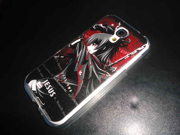 Code Geass Lelouch Lamperouge Samsung S4 I9500 Case