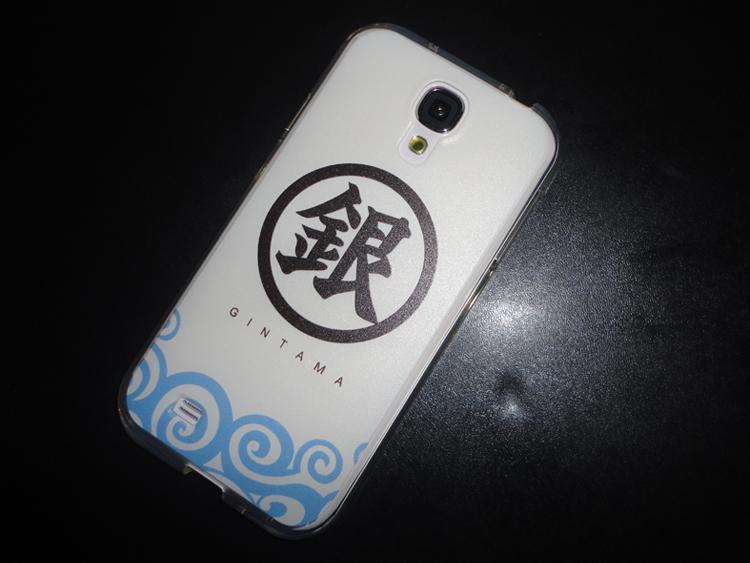 Gintama Logo Samsung S4 I9500 Case
