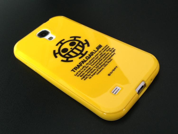 One Piece Samsung S4 I9500 Case
