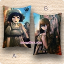 Steins Gate Dakimakura Kurisu Makise Standard Pillow