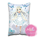 Anohana The Flower We Saw That Day Meiko Menma Honma Standard Pillow 03