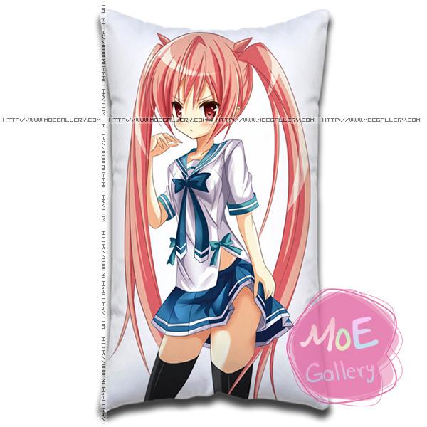 Aria the Scarlet Ammo Aria Holmes Kanzaki Standard Pillow 06