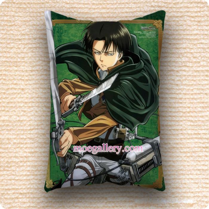 Attack On Titan Dakimakura Levi Standard Pillow