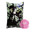 Black Rock Shooter BRS Standard Pillow 05