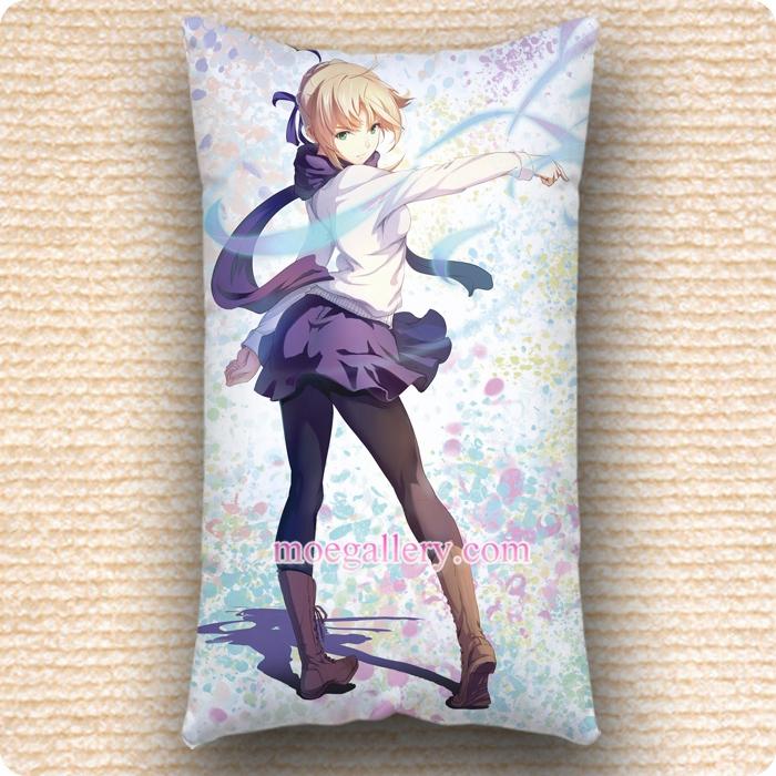 Fate Stay Night Fate Zero Dakimakura Saber Standard Pillow 02