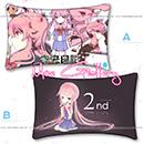 Future Diary Gasai Yuno Standard Pillow 01