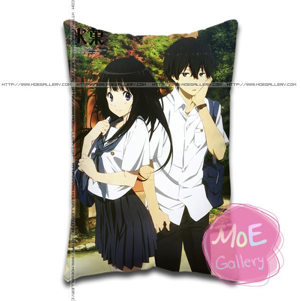 Hyouka Chitanda Eru Standard Pillow 01
