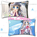 Little Busters Kudryavka Nomi Standard Pillow 01