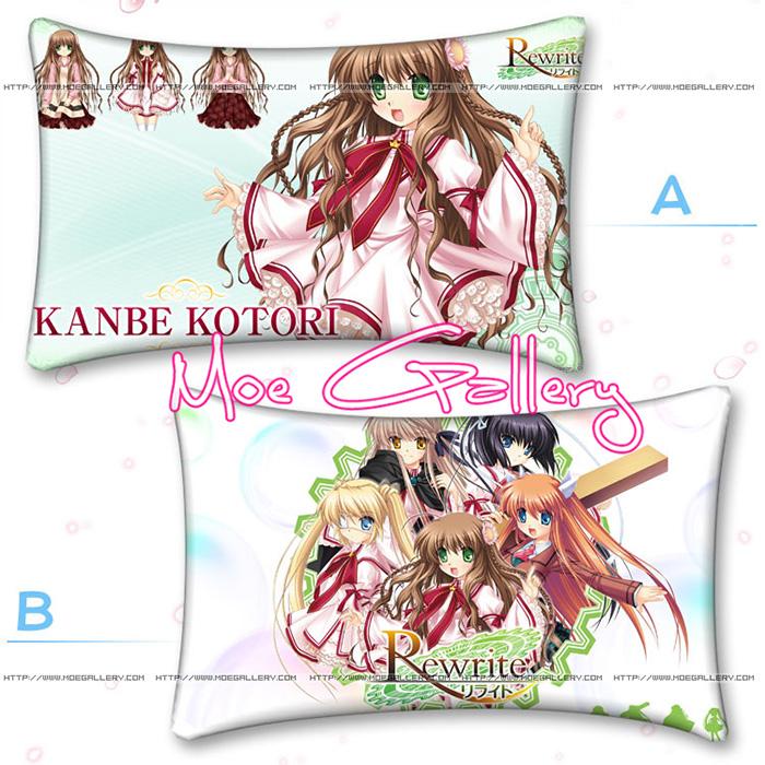 Rewrite Kanbe Kotori Standard Pillow 01