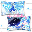 Touhou Project Cirno Standard Pillow 02
