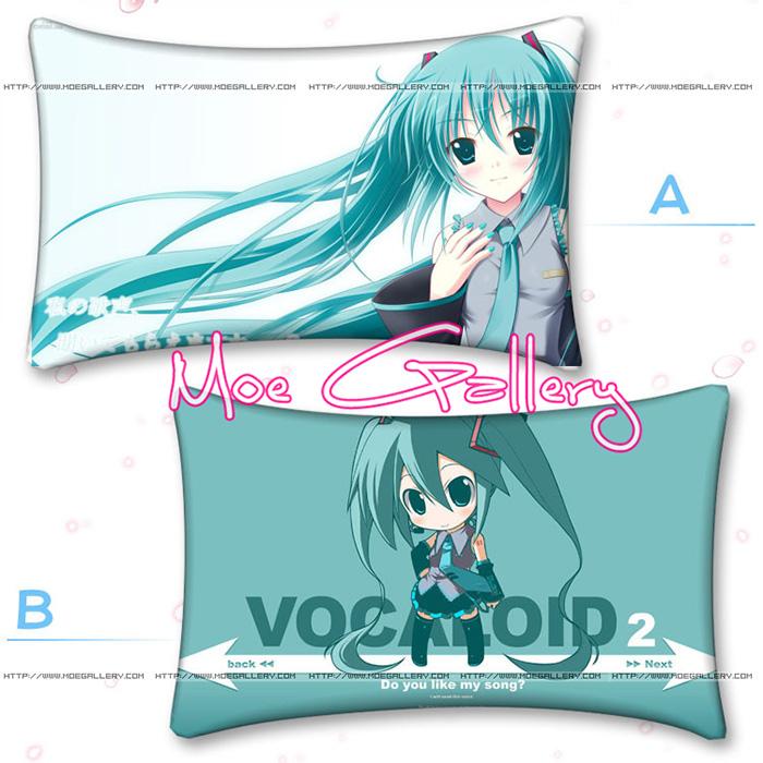 Vocaloid Hatsune Miku Standard Pillow 03
