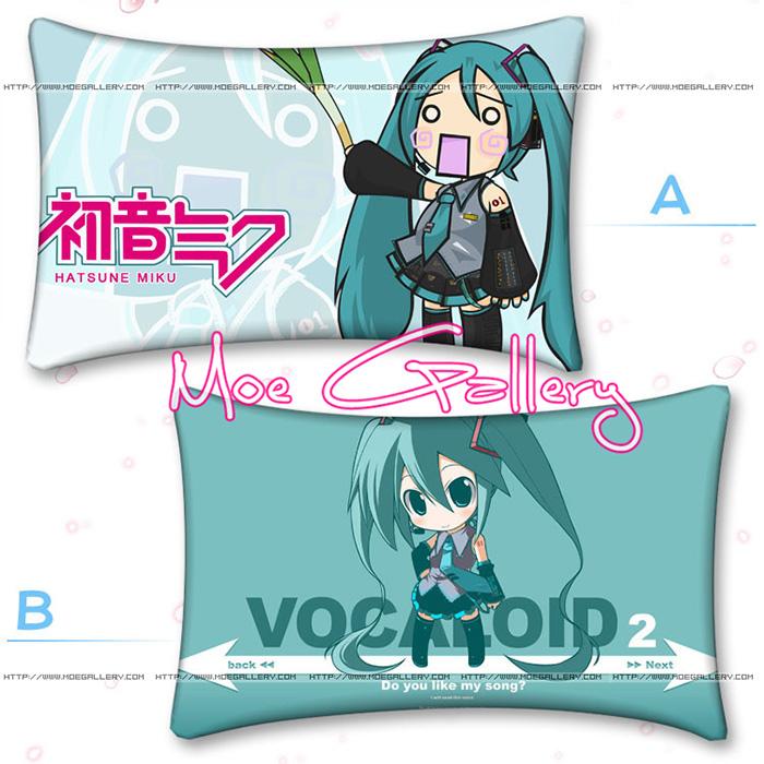 Vocaloid Hatsune Miku Standard Pillow 07