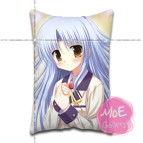 Angel Beats Kanade Tachibana Standard Pillows Covers A