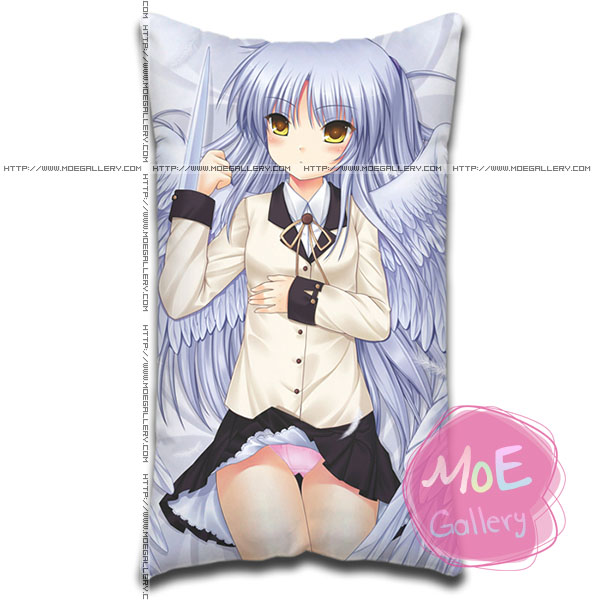 Angel Beats Kanade Tachibana Standard Pillows Covers Style A
