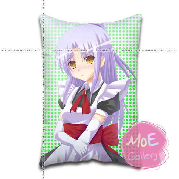 Angel Beats Kanade Tachibana Standard Pillows Covers L