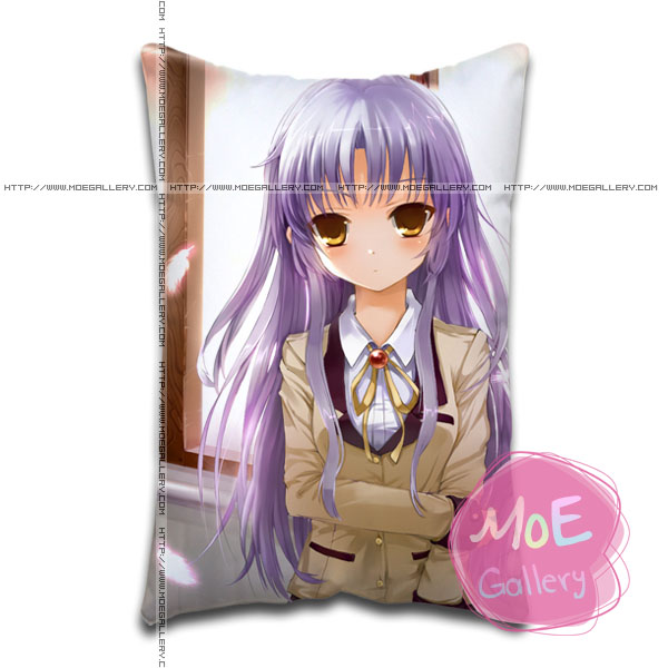 Angel Beats Kanade Tachibana Standard Pillows Covers O