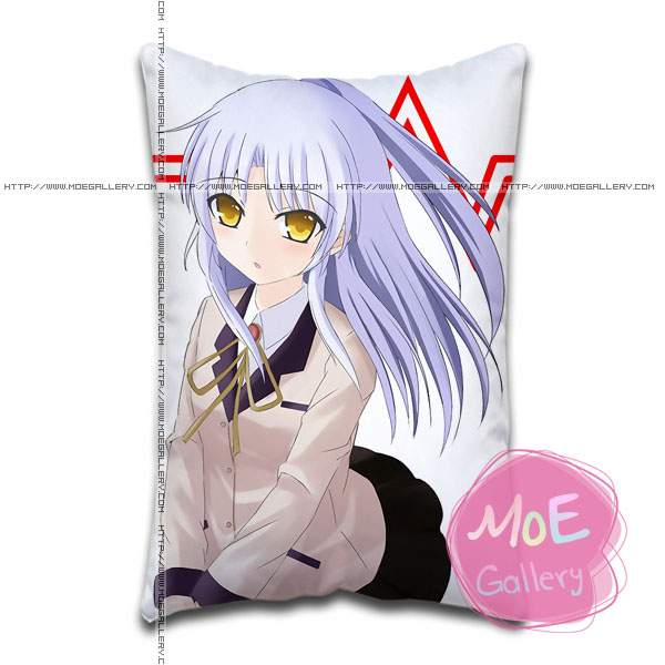 Angel Beats Kanade Tachibana Standard Pillows Covers P