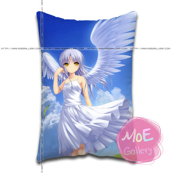 Angel Beats Kanade Tachibana Standard Pillows Covers U