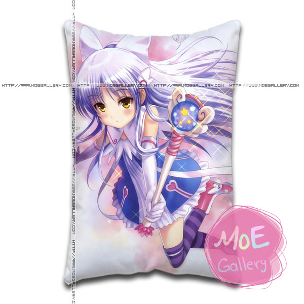 Angel Beats Kanade Tachibana Standard Pillows Covers W