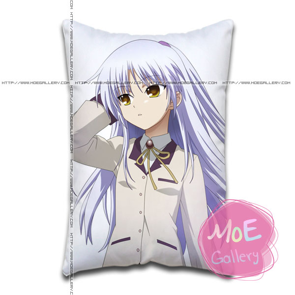 Angel Beats Kanade Tachibana Standard Pillows Covers E