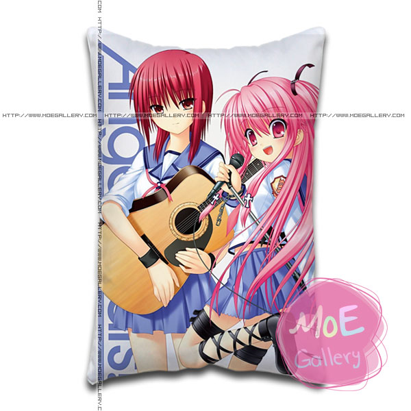 Angel Beats Masami Iwasawa Standard Pillows Covers