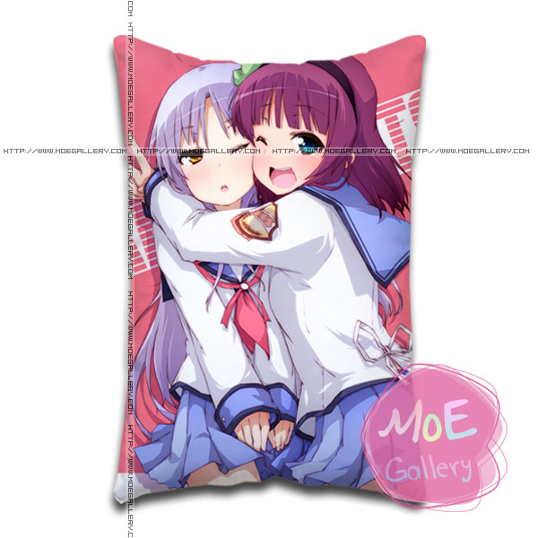 Angel Beats Yuri Nakamura Standard Pillows Covers B