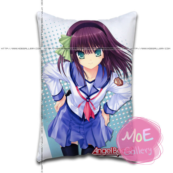 Angel Beats Yuri Nakamura Standard Pillows Covers D