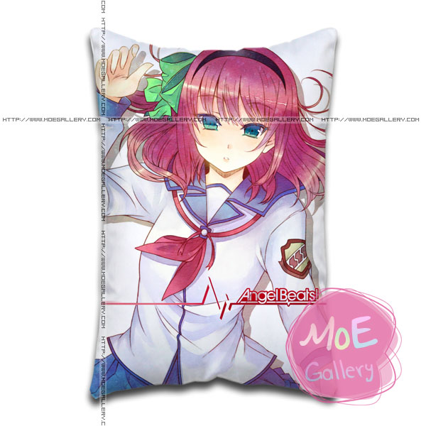 Angel Beats Yuri Nakamura Standard Pillows Covers G