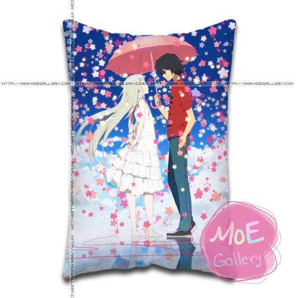 Anohana The Flower We Saw That Day Meiko Honma Standard Pillows Covers B