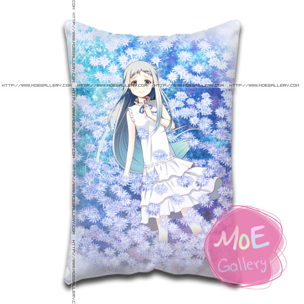 Anohana The Flower We Saw That Day Meiko Honma Standard Pillows Covers C
