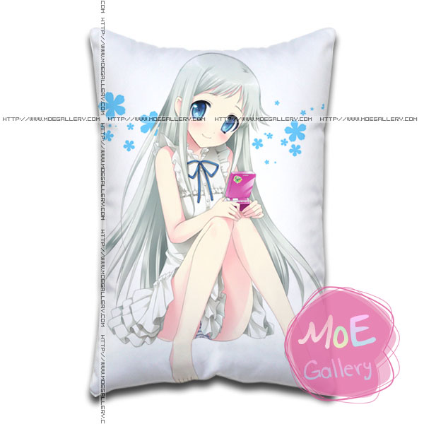 Anohana The Flower We Saw That Day Meiko Honma Standard Pillows Covers D