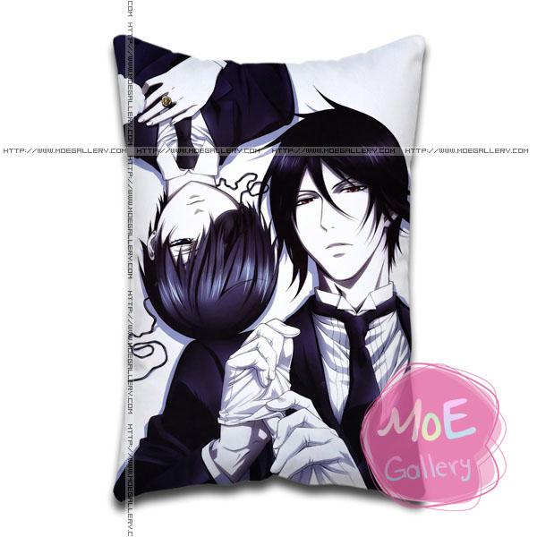 Black Butler Sebastian Michaelis Standard Pillows Covers A