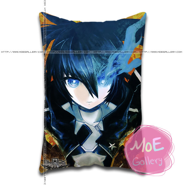 Black Rock Shooter Black Rock Shooter Standard Pillows Covers M