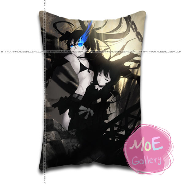 Black Rock Shooter Black Rock Shooter Standard Pillows Covers D